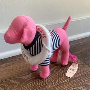 PINK Victoria's Secret Accents - Four Small VS PINK dogs!
